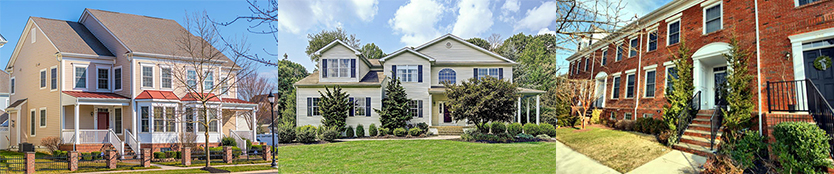 Homes in Robbinsville Township