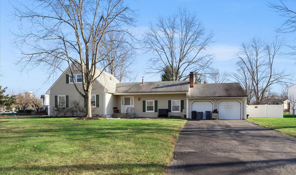 Just Listed in Hickory Acres